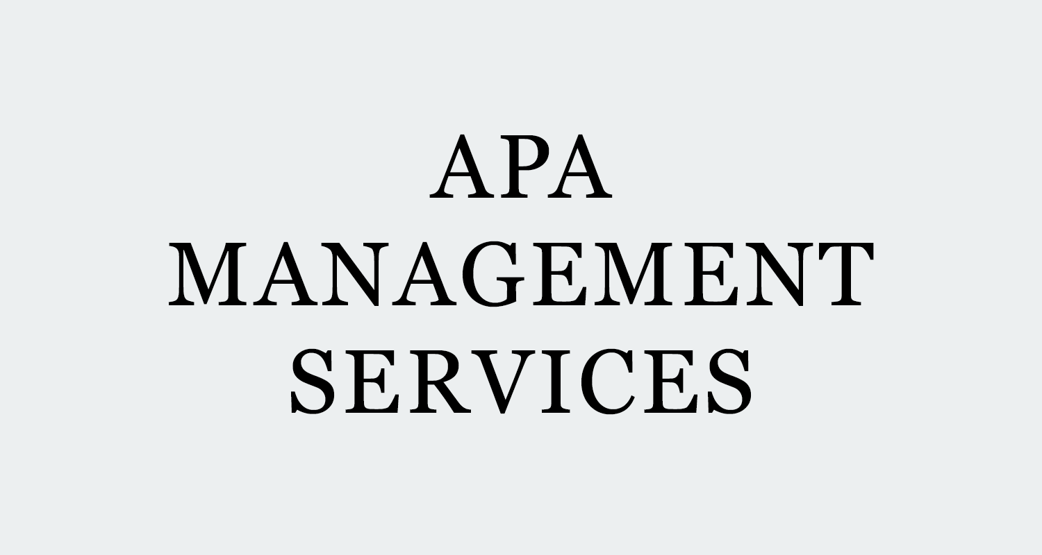 APA Management Services